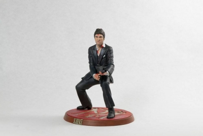 Scarface Figure Movie Icons Tony Montana