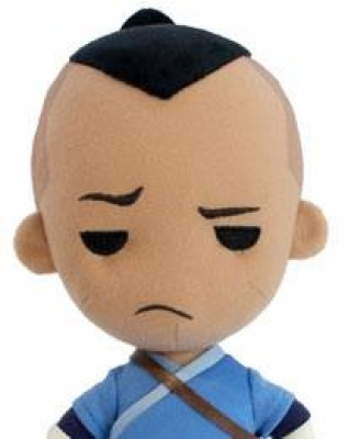 Avatar the last Airbender Plush Figure Q-Pals Sokka