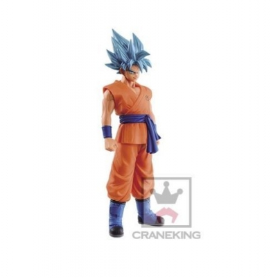 Dragonball Super Figur Resurrection F Super Saiyajin Gott Super Saiyajin (Blue) Son Goku
