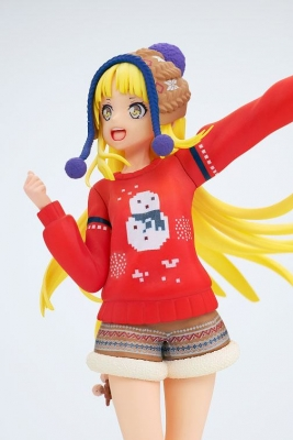BanG Dream Girls Band Party Patoo Figure Winter Wear Ver. Gemaki Kokoro