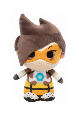 Overwatch Pkush Figure Super Cute Series Tracer