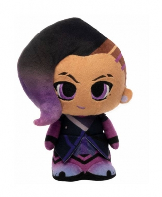 Overwatch Pkush Figure Super Cute Series Sombra