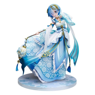 Re:Zero Starting Life in Another World Statue Hanfu Version Rem