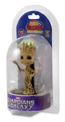Guardians of the Galaxy Bobble Figure Body Knocker Dancing Potted Groot