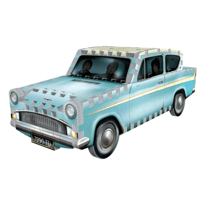 Harry Potter 3D Puzzle Weasleys Flying Ford Anglia