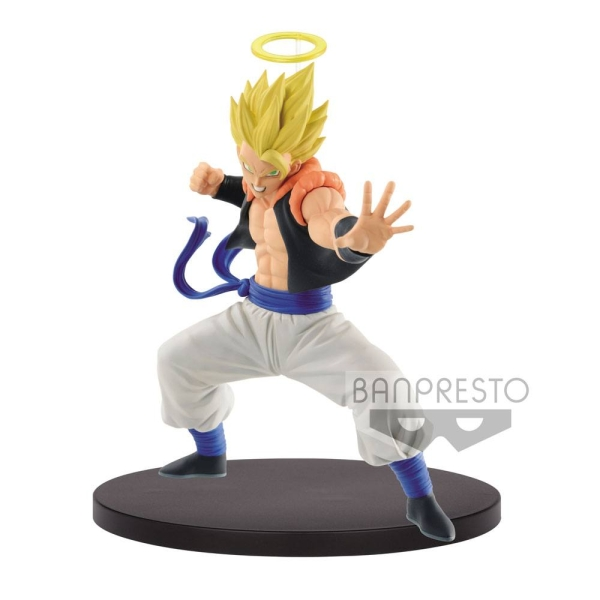 Dragonball Z Figure Banpresto Figure Colosseum Champion Super Saiyan Gogeta