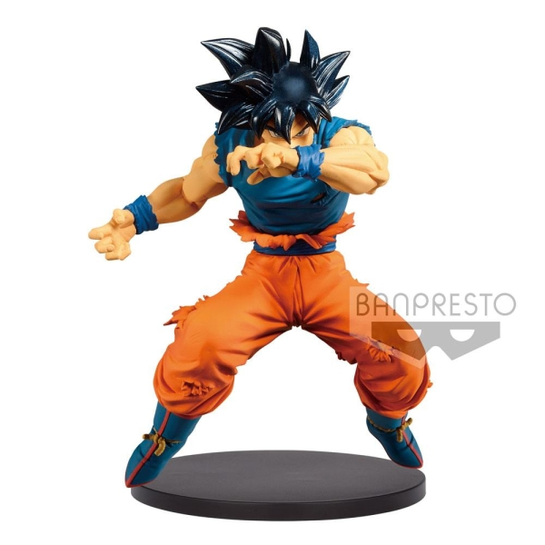 Dragonball Super Figur Blood of Saiyans Special Ultra Instinct Sign Son Goku