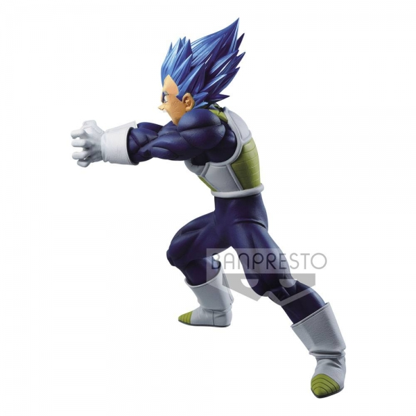 Dragonball Super Figure Maximatic Super Saiyan God Blue Evolved The Final Flash Vegeta