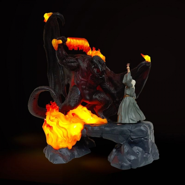 Lord of the Rings LED-USB-Light The Balrog VS Gandalf